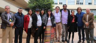 El jueves se realizó el encuentro con miembros del partido FARC, las secretarías de Gobierno, de La Mujer, de Cultura y de Desarrollo Económico e Idipron para identificar rutas de atención para población reincorporada, reinsertada y desmovilizada.